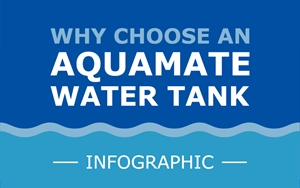 Why choose an Aquamate water tank?