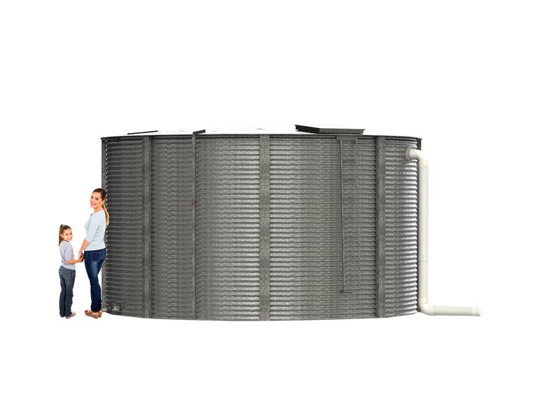 16,000 Gallon Fire Water Storage Tank