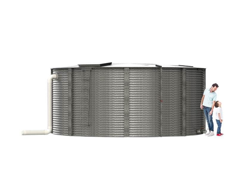 12,000 Gallon Fire Water Storage Tank