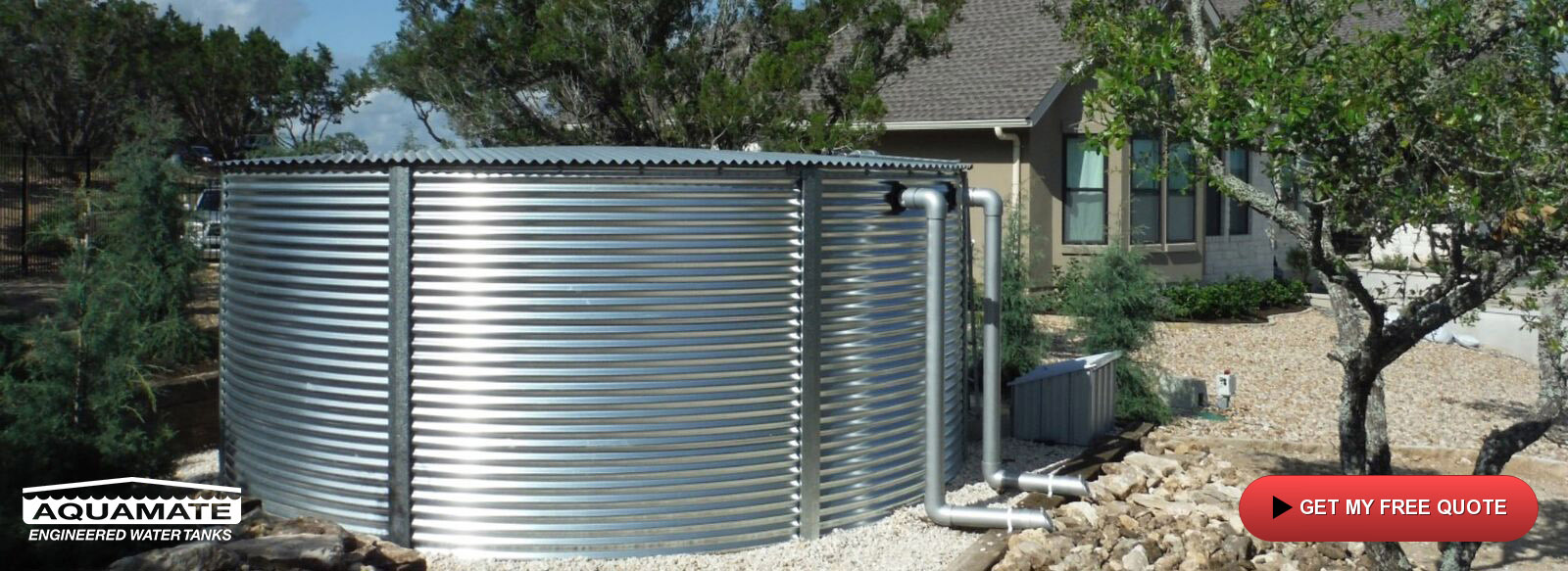 Steel Water Tanks